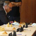 Bürgermeister Andreas Köster gegen Frank Dangelmayer (1. Vors. SVF)